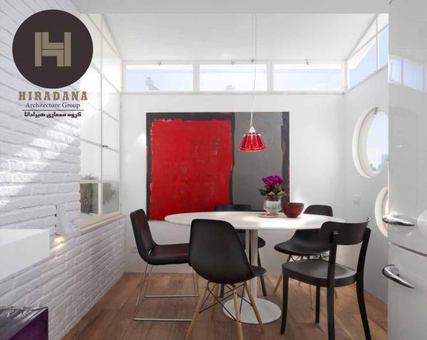 بازسازی منزل با استفاده از آجر دکوراتیو سفید سایر مقالات