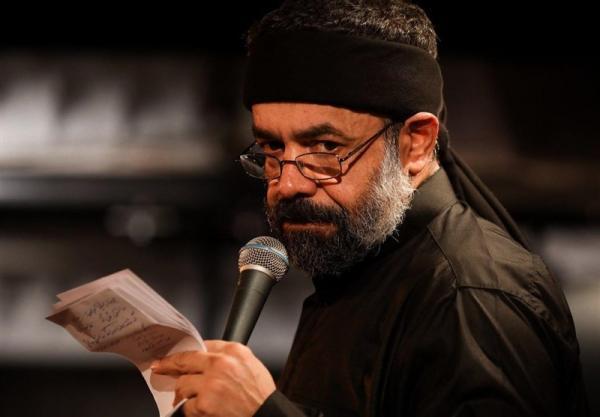 روضه حاج محمود کریمی در بین الحرمین کربلا