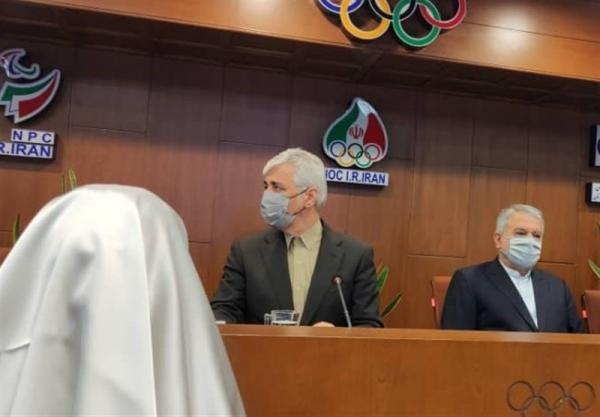 برگزاری مراسم قدردانی از پیشکسوتان ورزش کشور و رو نمایی از سردیس دو تن از پیشکسوتان بوکس