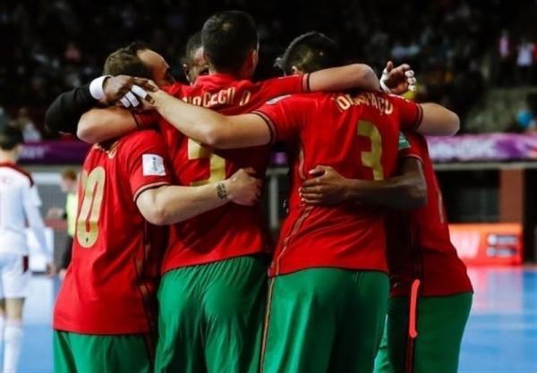 جام جهانی فوتسال، پرتغال و اسپانیا از سد رقبای خود گذشتند