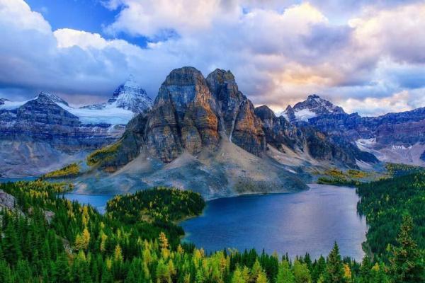 مقاله: دیدنی هایی که در کوه های راکی در انتظارمان است