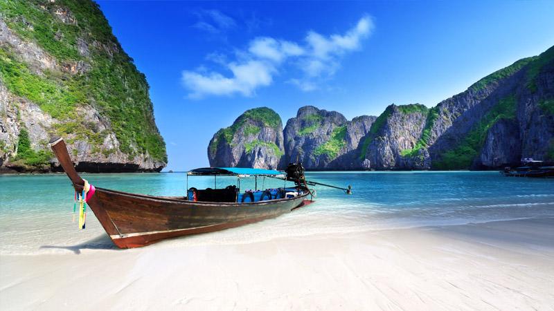 جزیره زیبای پوکت