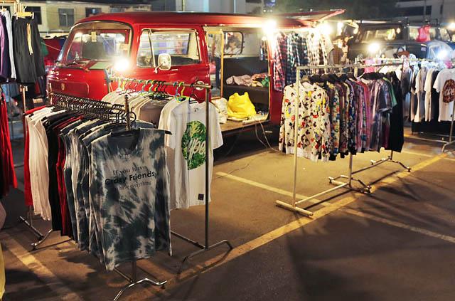بازارهای شبانه تایلند