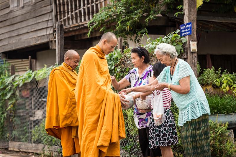 مذهب و فرهنگ کشور تایلند