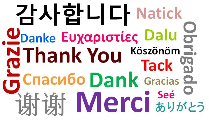 زبان مردم تایلند